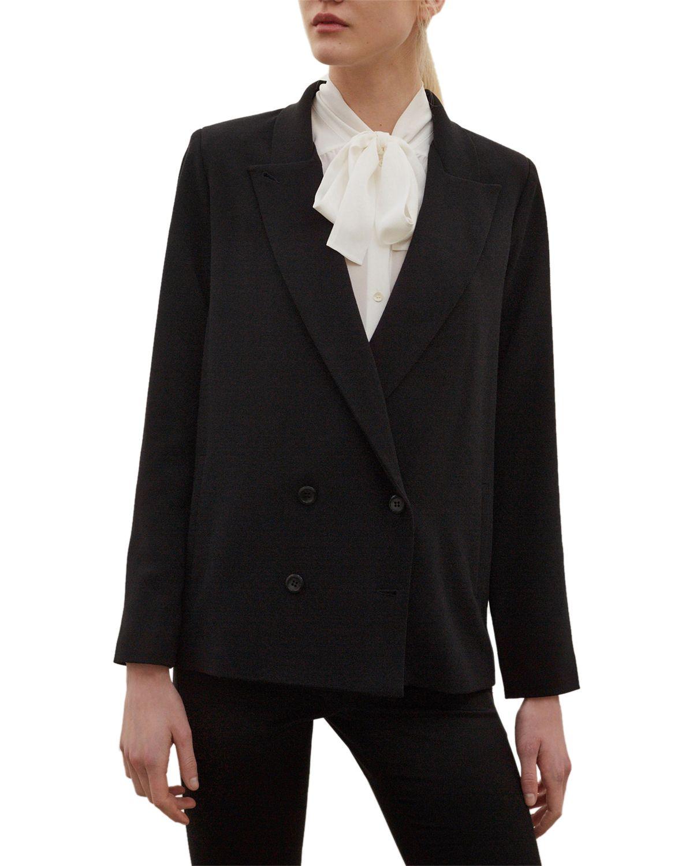 31f858a1e8c9 Rodebjer Voula Jacket Black Tunna jackor | Märkeskläder på Zoovillage.com