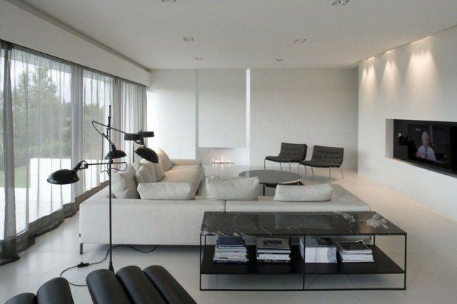Décoration et design du salon moderne en 107 idées superbes Design