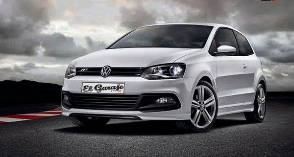 Volkswagen Polo Has An Optional R Line Kit Now The Body Kit Is No
