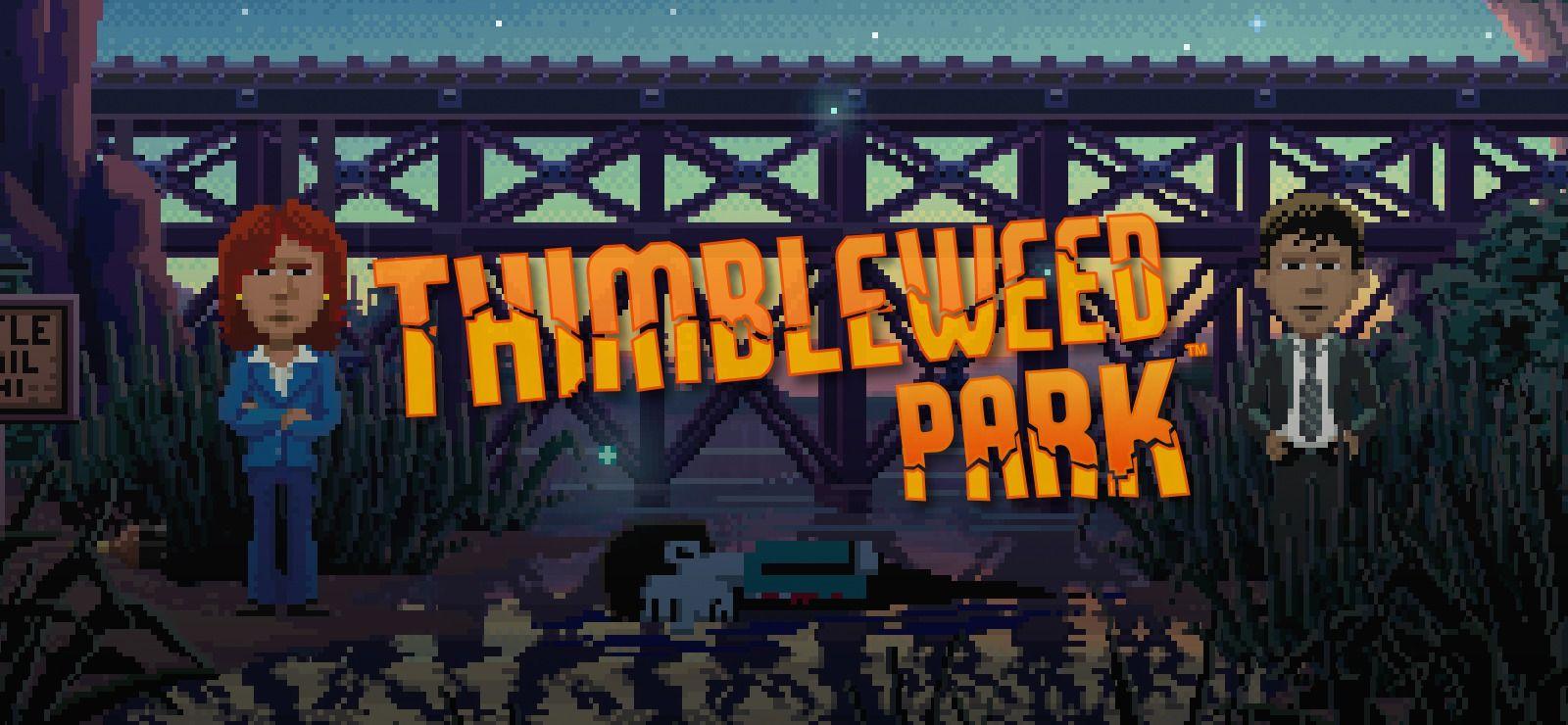 Thimbleweed Park on Nintendo switch news, Top pc