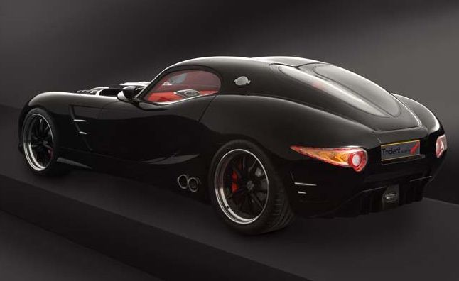 Trident Iceni Is A Diesel Powered British Sports Car AutoGuide - British sports cars