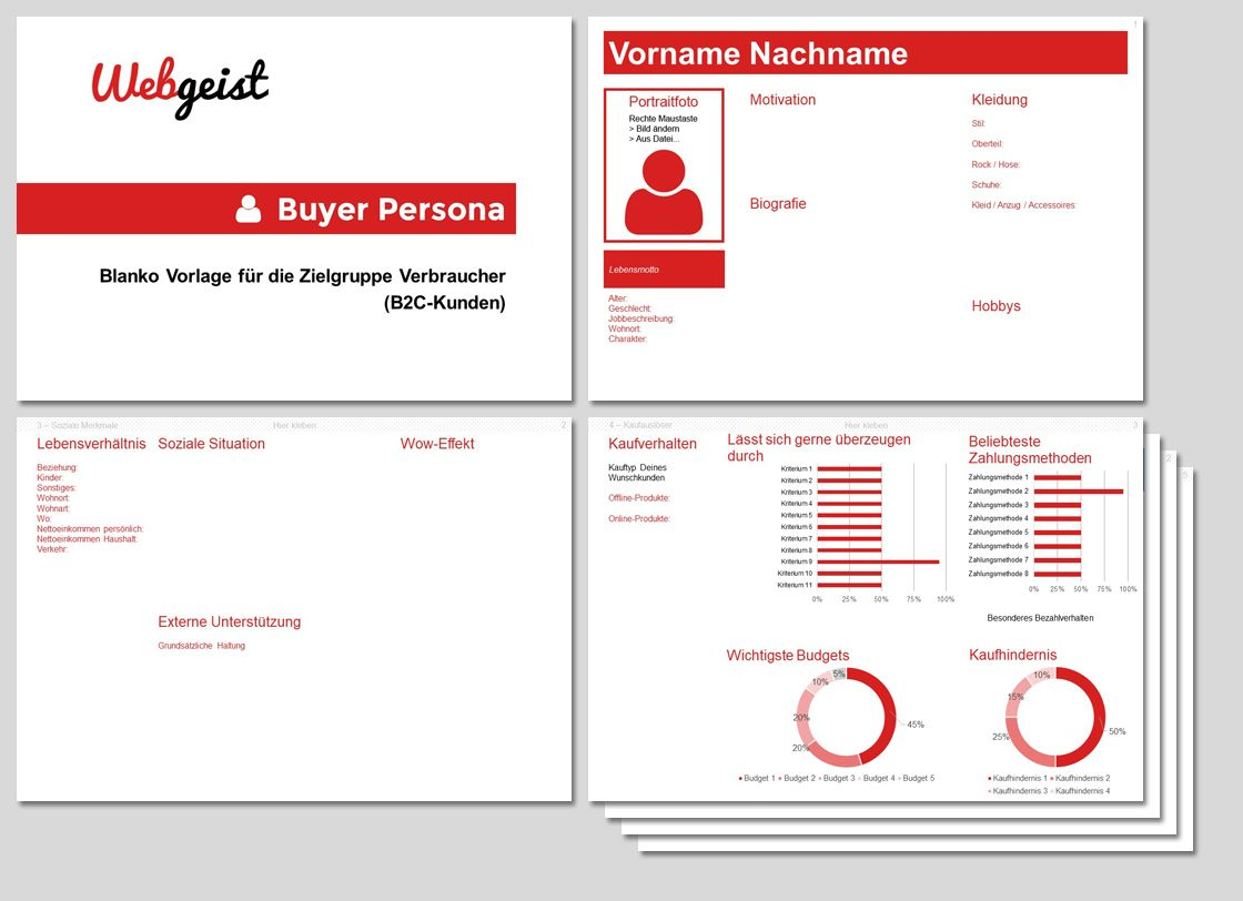 Charmant Persona Vorlage Ideen - Entry Level Resume Vorlagen ...