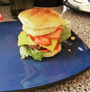 Photo of Joestar's Recipes: Capon's Chrissy burger