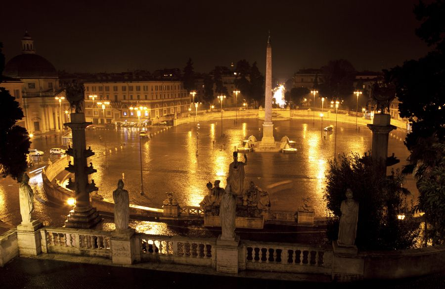 Rome by night by Ingrid_April on 500px