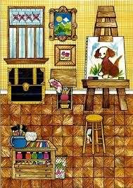 Katie's Artist Loft-2
