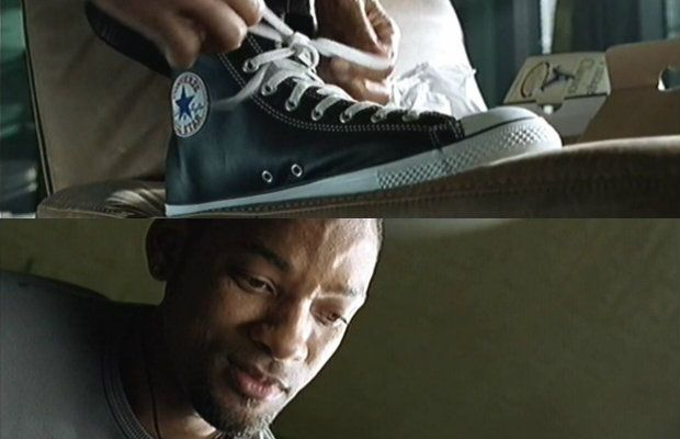 Converse in I, Robot (2004)