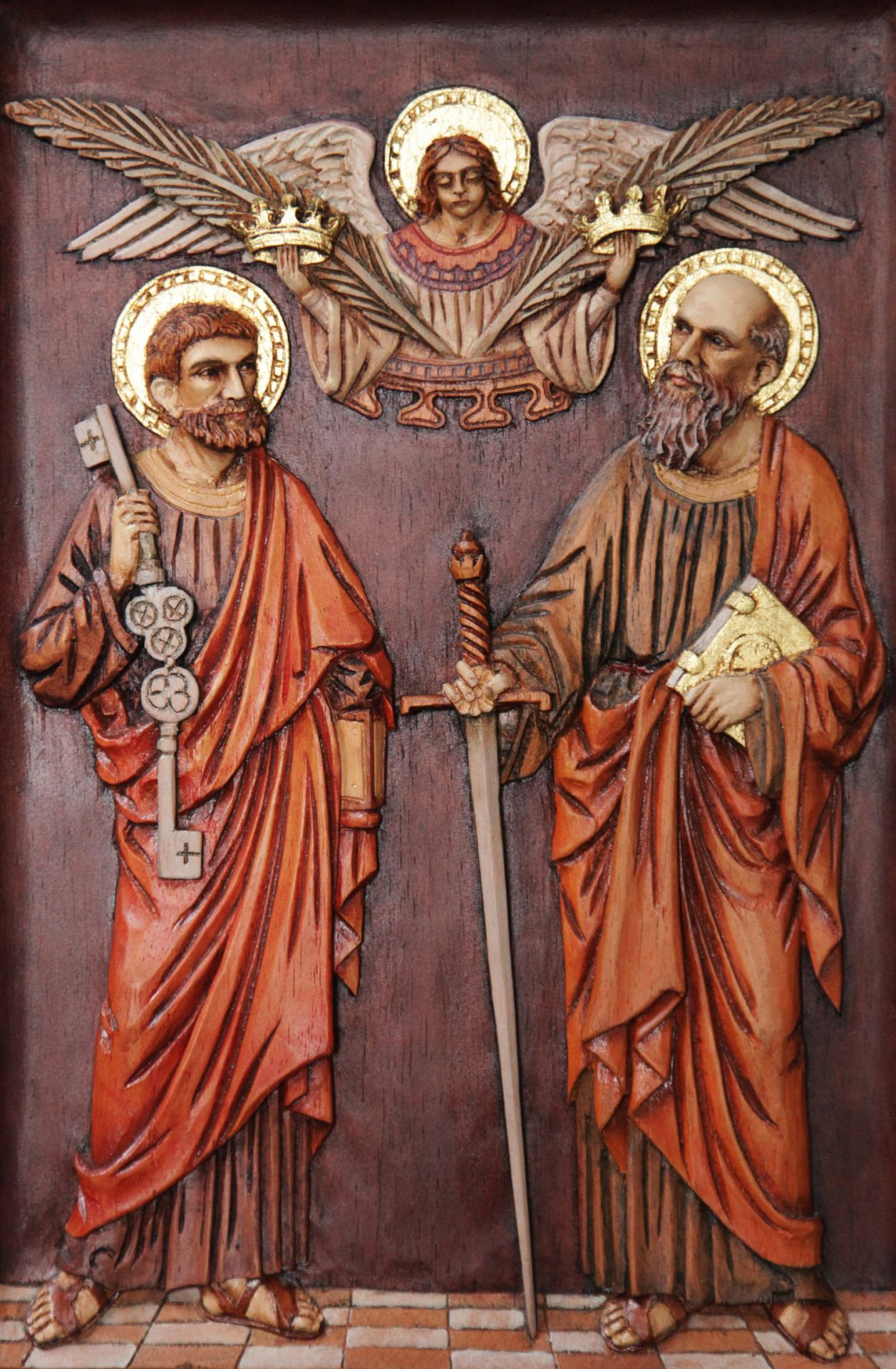 June 29 is the Solemnity of Saints Peter and Paul