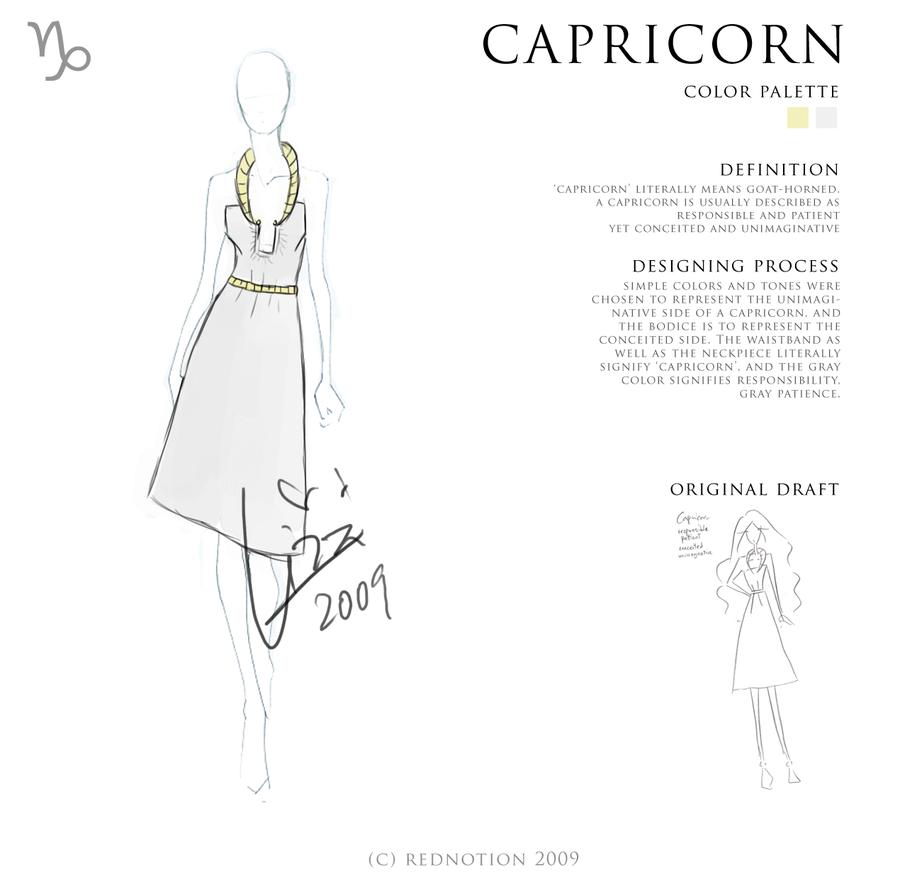 Capricorn 摩羯座