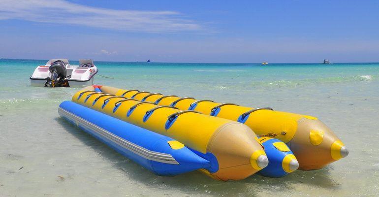 Banana Boat Boracay Activity Boat Banana Boat Skis For Sale