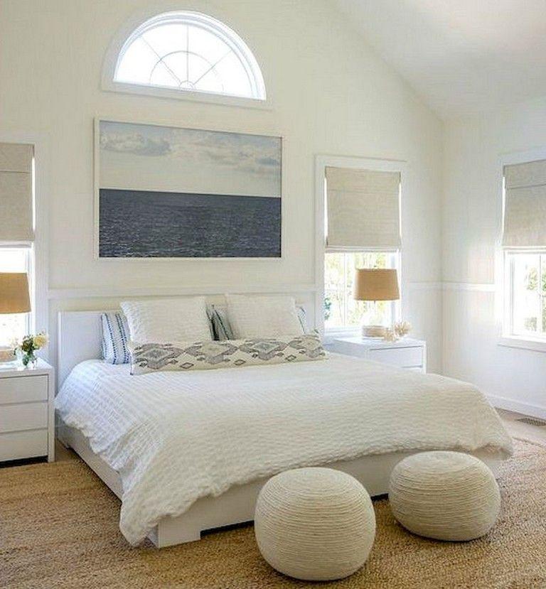 Modern Coastal Bedroom Ideas: 61+ Awesome Minimalist Master Bedroom Decorating Ideas