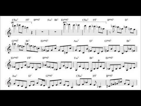 Joey Alexander - Giant Steps Improvisation Transcription - YouTube