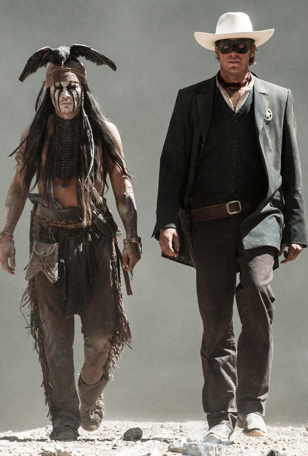 The Lone Ranger An Entertaining but Long Ride Lone