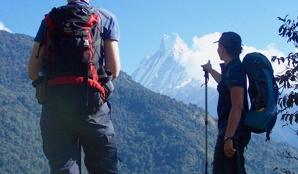 PREPARING FOR A NEPAL TREK- PART 3-ABOUT DAY PACKS