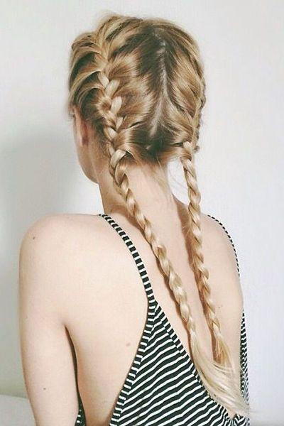 Mit Diesen 6 Hairstyles Bewahren Wir Im Sommer Einen Kühlen Kopf
