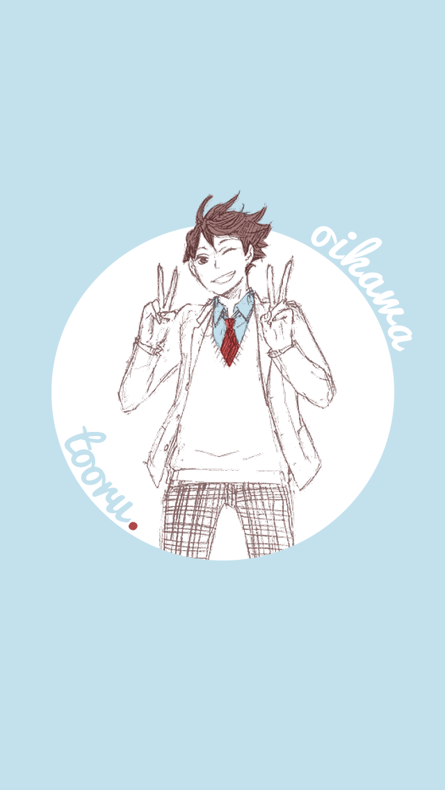 HOWITZER IMPACT — Oikawa Tooru Wallpapers: Requested by Anon
