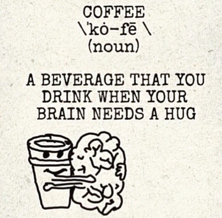 Image result for coffee and the brain