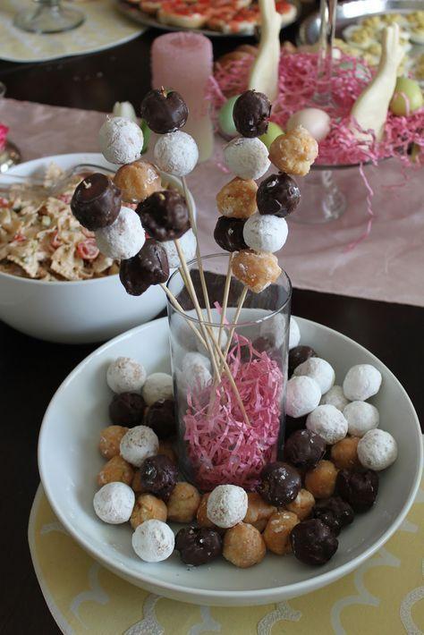 Photo of New birthday brunch party menu bridal shower ideas –  New birthday brunch party …