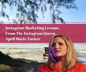 Does Instagram Seem a Bit Confusing? They Don't Call April Marie Tucker the INSTAGRAM QUEEN for Nothing! Learn How to Rake in Mad Leads Everyday from this Social Media Platform for FREE! I Just Took this FREE Course Myself and I was Blown Away! Click the Link Below to Learn More!  http://xplosivemarketer.instabizbuilder.com