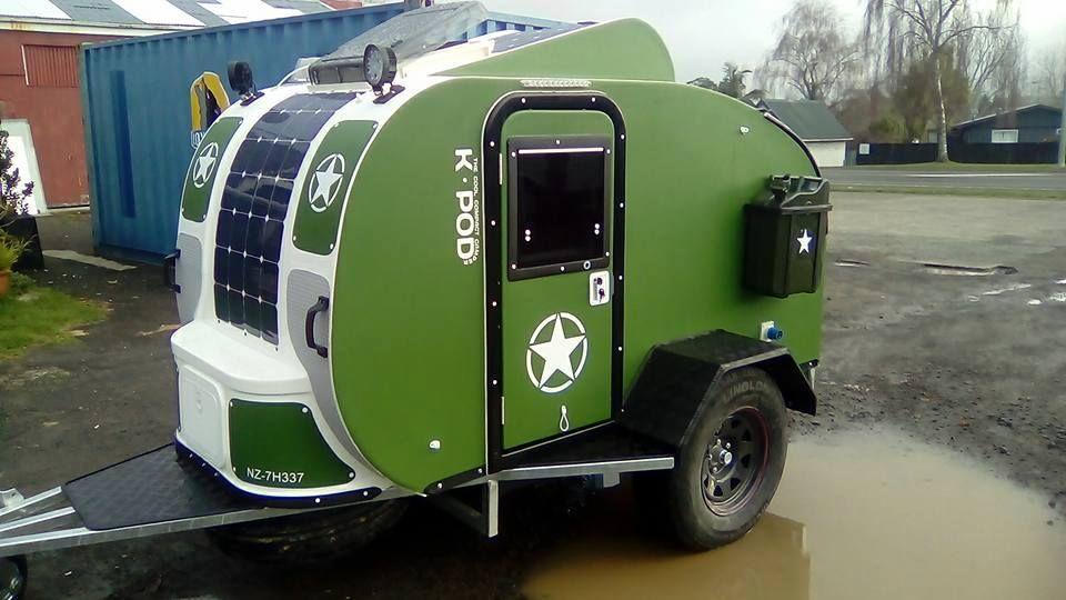 45+ Pod camper trailer best