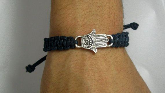 Unisex Bracelet Macrame Bracelet Men's Bracelet by OceanStore