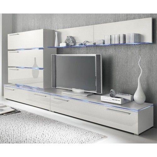 White Gloss Tv Cabinets Uk Google Search