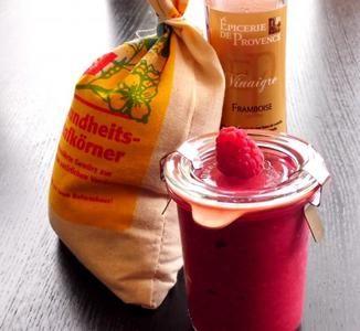 Himbeer-Senf - Rezept mit Bild