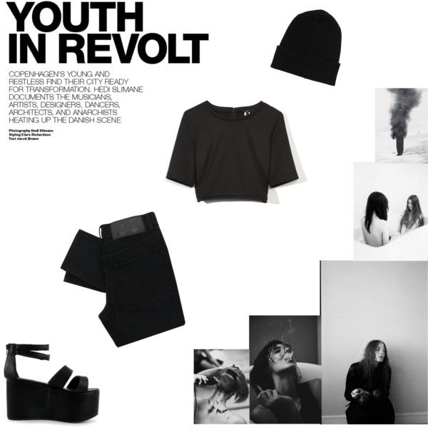 """""""Revolt"""" by xhanel ❤ liked on Polyvore"""