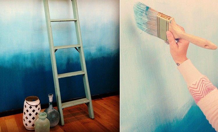 Zweifarbige Wandgestaltung Ideen Und Tipps Für Stimmungsvolle