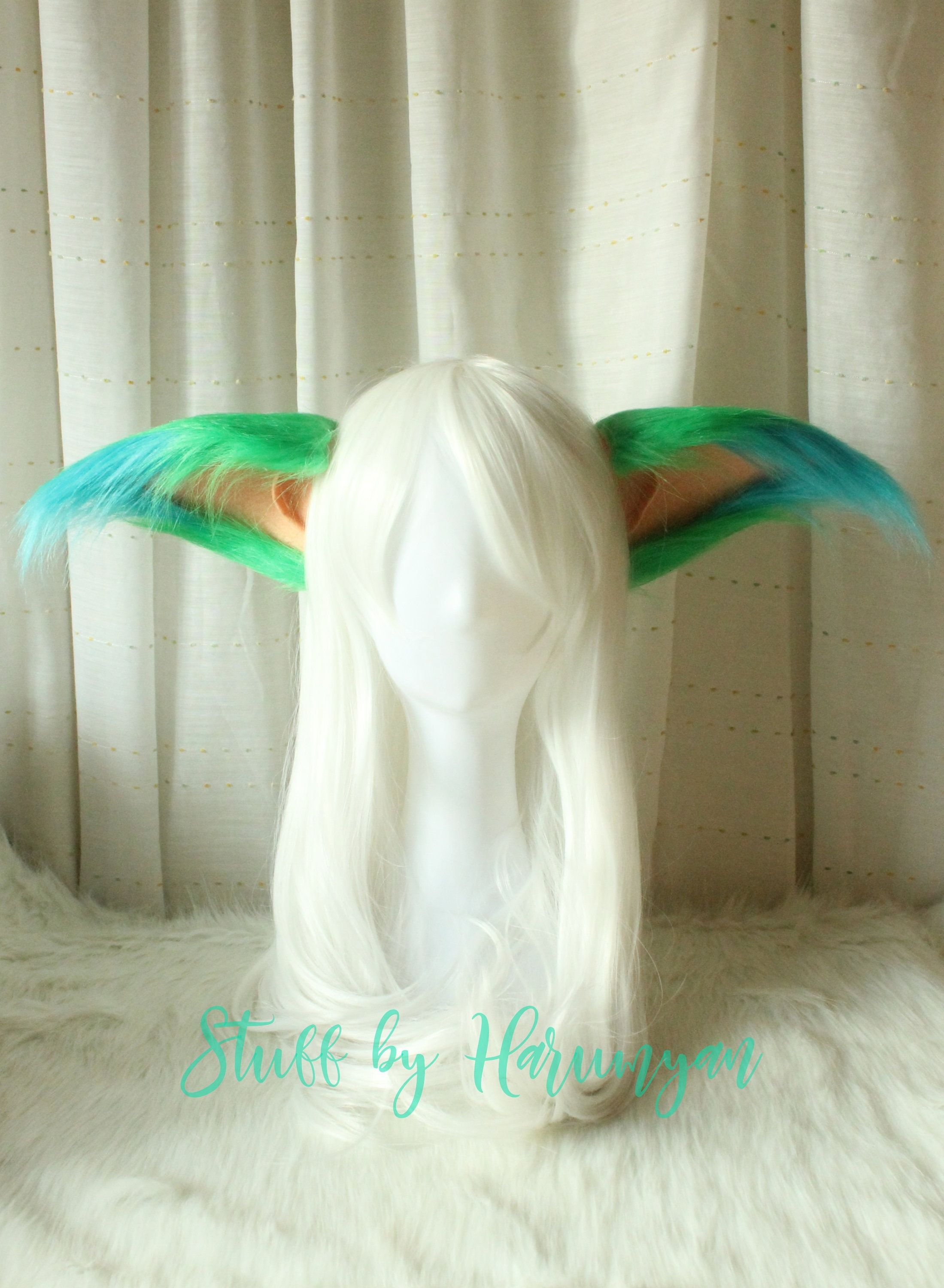 Details about League of Legends LOL Star Guardian Ahri Cosplay Shoes High Heel Two Version New