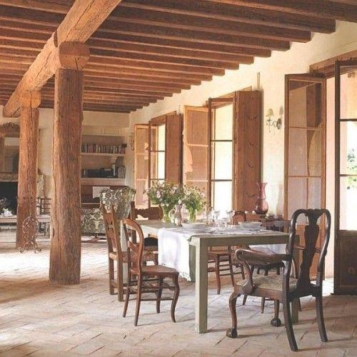 Contemporary Mediterranean Luxury Interior Designs: Mediterranean Dining Room By LUXURY STYLE .es