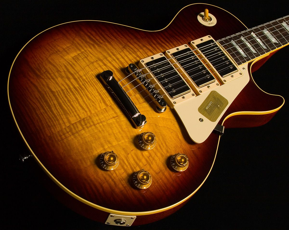 Les Paul Shop Hookup Gibson Custom