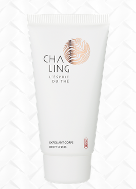 Cha Ling. Body scrub