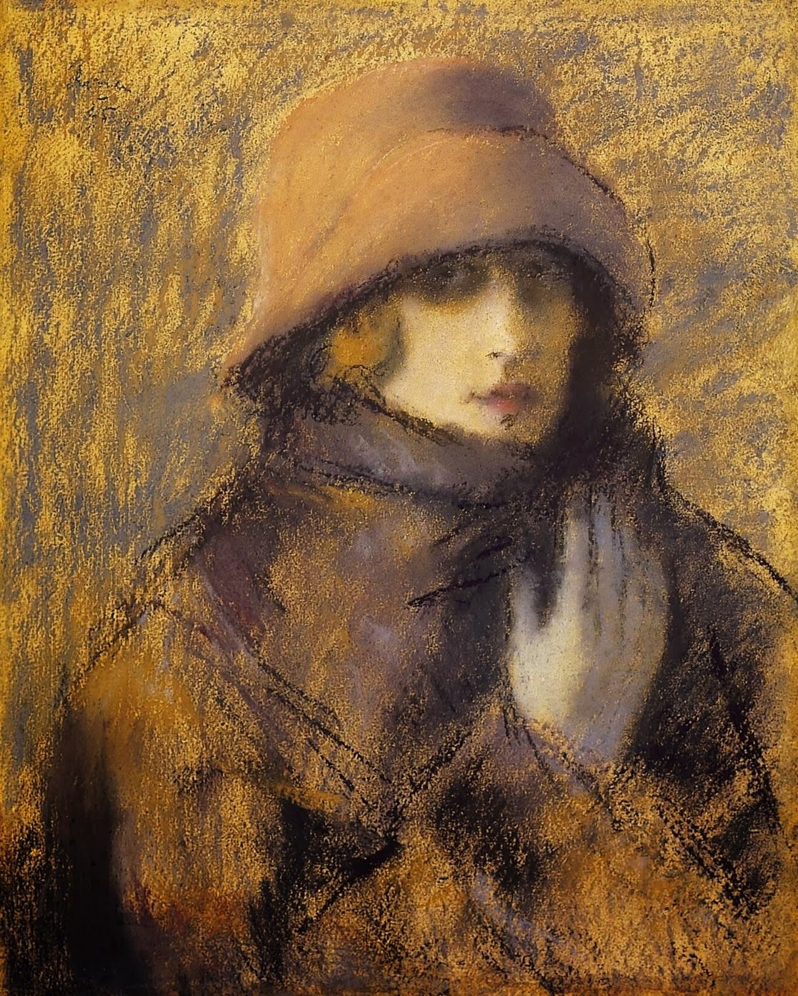Jozsef Rippl Ronai Post Impressionist Painter Post Impressionists Portrait Art Art