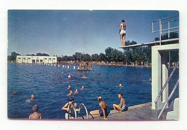 The Big Pool Garden City Ks I Remember Swimming In There Sooo Big Places I 39 Ve Been