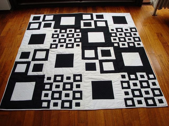 Unfolded Modern Quilts Black And White Quilts Quilt Patterns Black and white quilts for sale
