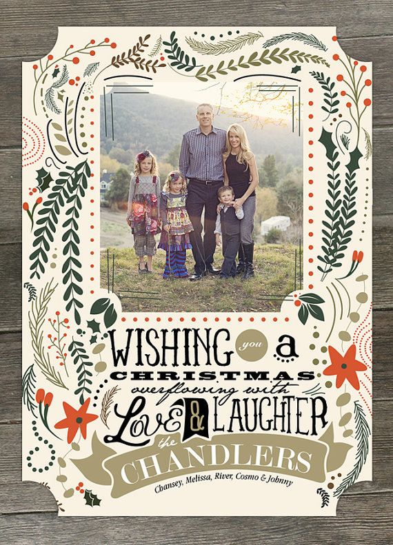Standard - WHCC Boutique Holiday Card Template