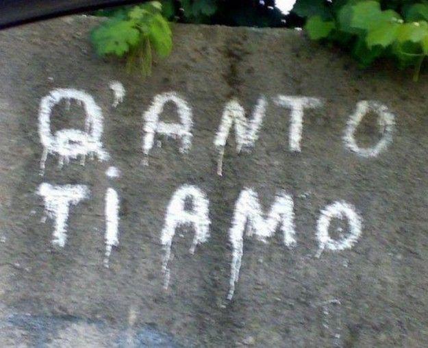 Q'uanto ti amo: le 35 dichiarazioni più sgrammaticate d'Italia.