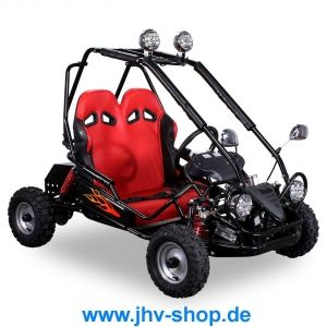 mini kinder elektro buggy 450 watt kart elektro. Black Bedroom Furniture Sets. Home Design Ideas