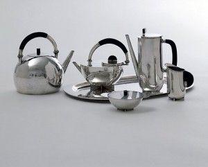 Bauhaus Studies Bauhaus design, Bauhaus, Tea set