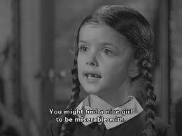 Wednesday Addams Meme Funny : Wednesday addams quotes google search addams family pinterest