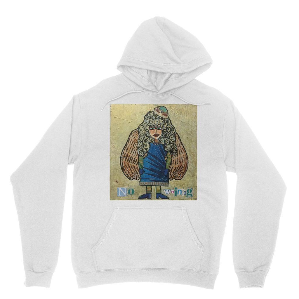 """No Whining"" Heavy Blend Hooded Sweatshirt"