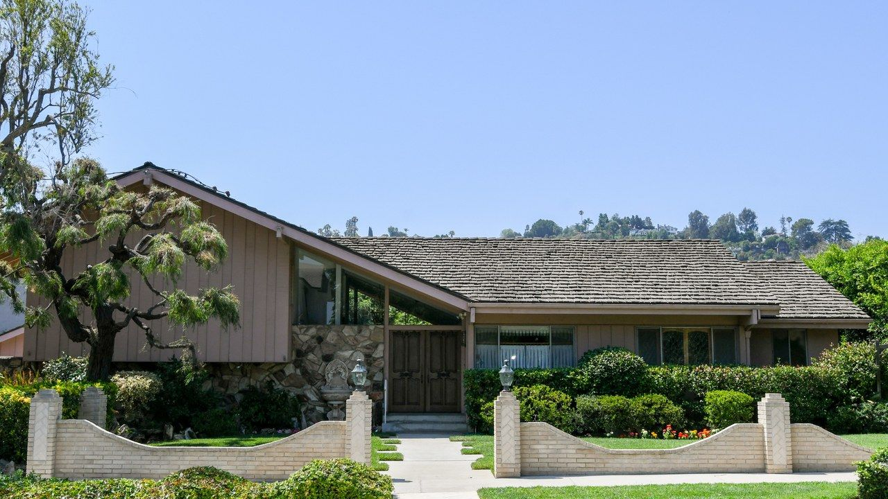 You Could Spend the Night in the Brady Bunch House