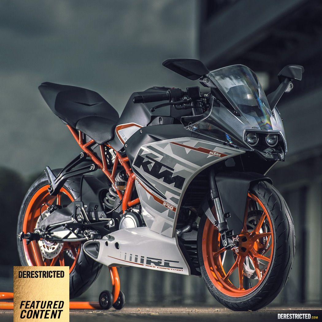 Ktm Rc 390 Ktm Rc Ktm Ktm Motorcycles