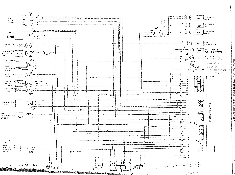 Nissan Vg30 Wiring Diagram 8 Nissan Nissan Navara Diagram