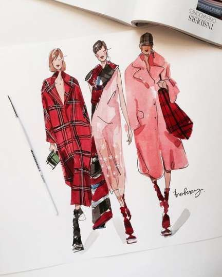 Photo of 23+ Best Ideas Fashion Illustration Croquis Artists