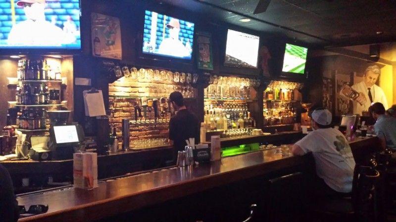 Stout Irish Sports Pub in Atlanta