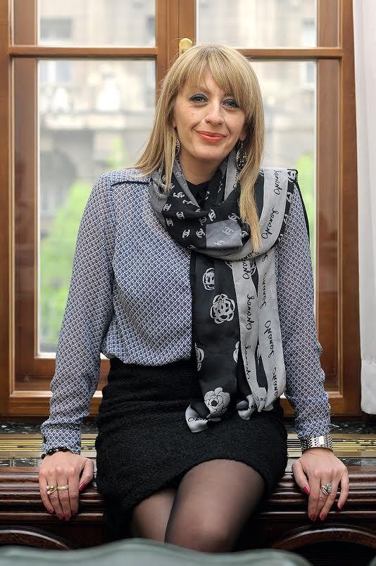 Jadranka Joksimović   Nylon Ladies in 2019   Schwarze ...