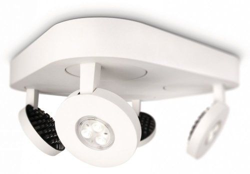 Philips 579143148 Ledino Energy Efficient Led Adjustable Four Light Spot Light White Click For Special Deals Hometoolsonsal Led Spot Philips Led Spotlight