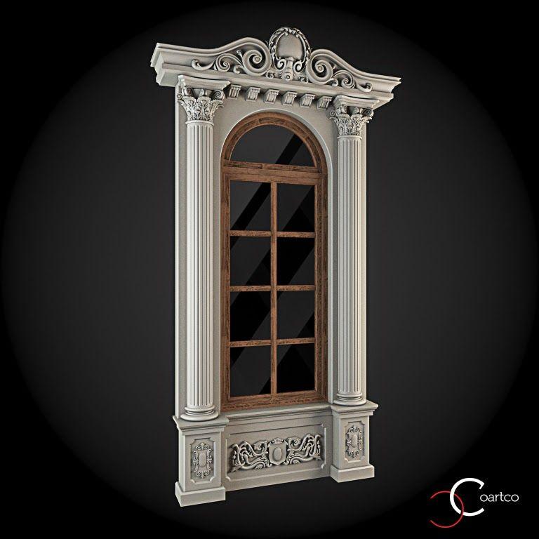 تصاميم نوافذ