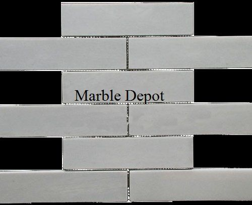 Lb 038 Long Brick Venato White 2x8